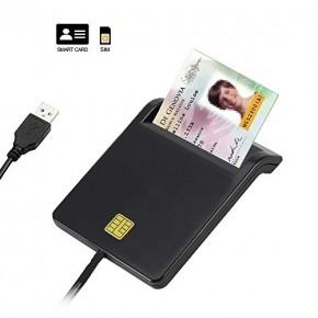 قاري بطاقات متعدد الاستخدامusb